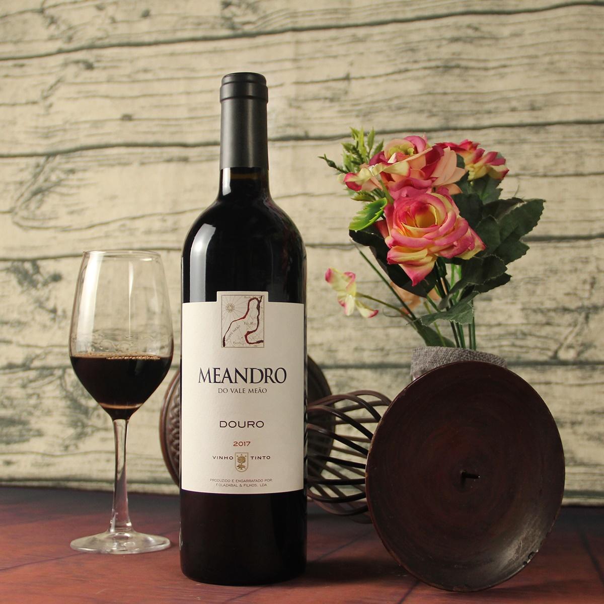 葡萄牙杜罗河华丽美奥酒庄混酿美安祖干红葡萄酒
