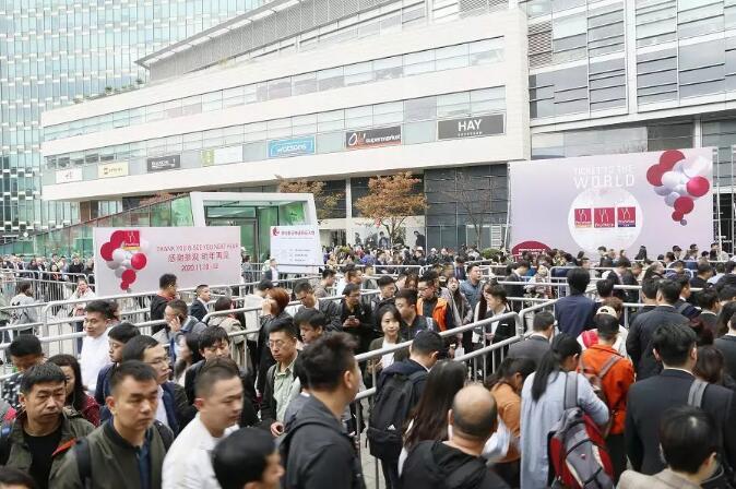 不容错过 | ProWine China 2019 盛大开幕!