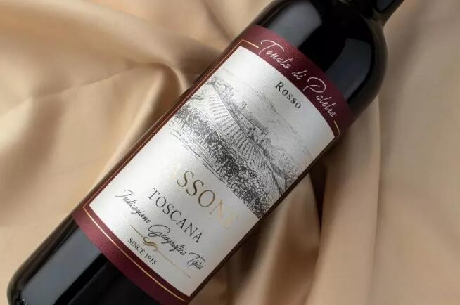 美食的黄金搭档,享誉全球的托斯卡纳餐酒——撒索尼