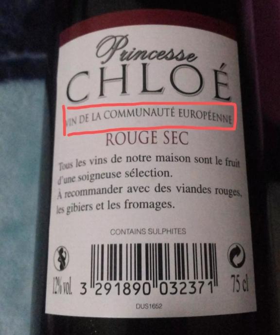 红酒标有VCE/VDF,超过100元就别买了,坑!