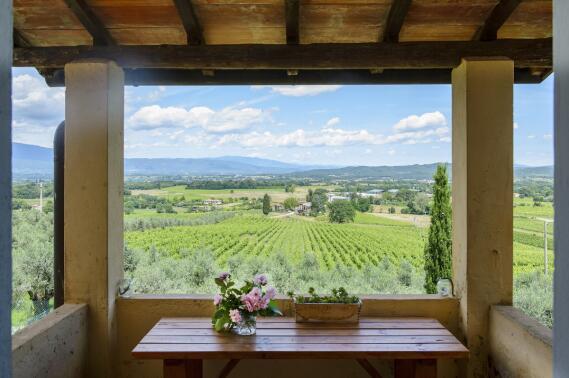 意大利托斯卡納葡萄酒產區適合度假嗎?