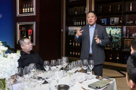 拉菲集团携手北京奥比安在北京举办新春答谢晚宴