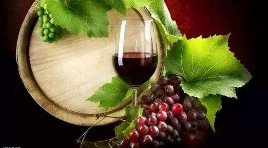 红葡萄酒比白葡萄酒有营养吗,喝哪种葡萄酒好