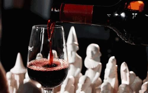 甜红葡萄酒与甜品怎么搭配呢