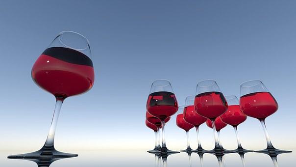 为什么在吸烟前喝杯葡萄酒是可以减少血管损伤的呢?