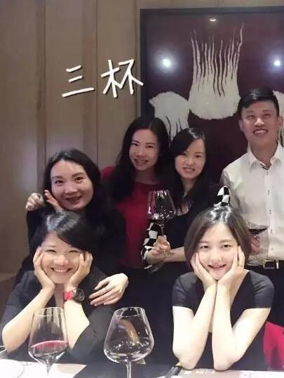 Sabina 杨平葡萄酒讲师—新晋WSETDiploma四级文凭证书持有人