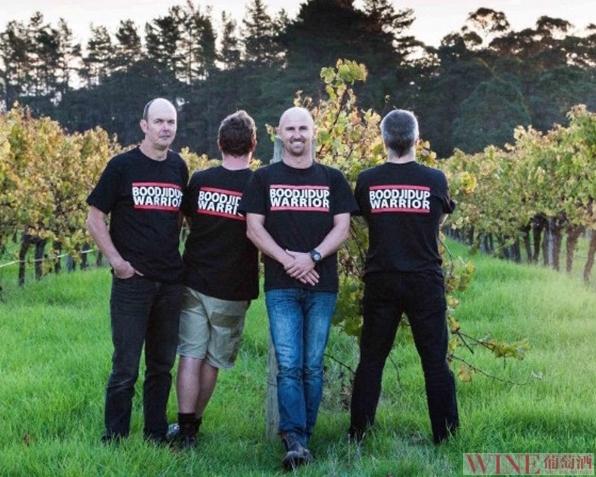 澳大利亚另一边的葡萄酒