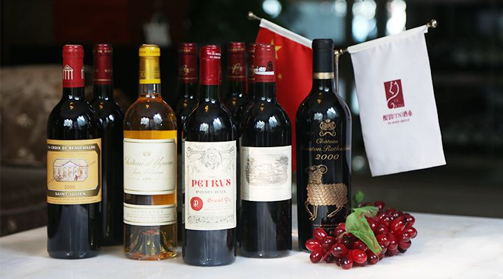 今年1-2月中国葡萄酒产量达3.6万千升