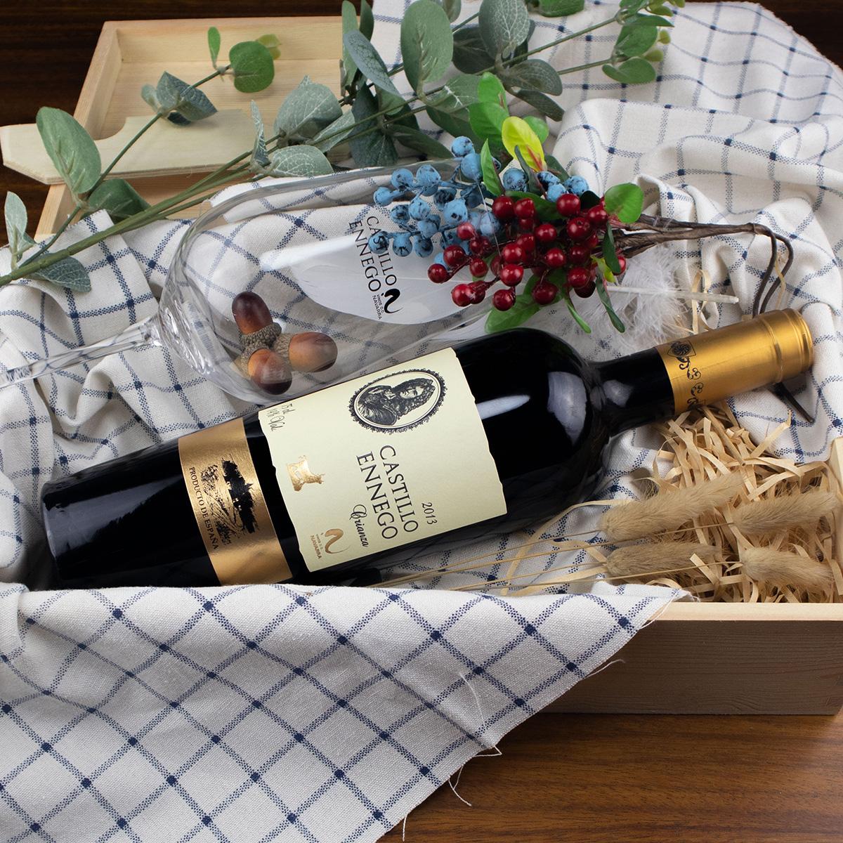 西班牙纳瓦拉安格蓉纳瓦拉酒庄卡斯蒂罗安纳歌传世佳酿干红葡萄酒(广州永信酒业 )