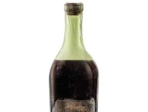 1762年干邑白兰地拍卖价高达16万英镑