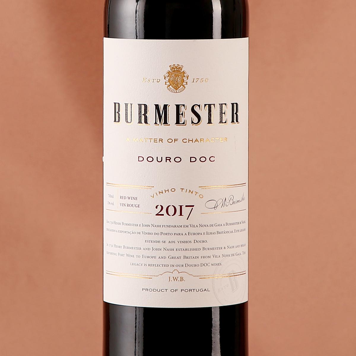 葡萄牙杜罗河伯美斯特DOC干红葡萄酒红酒