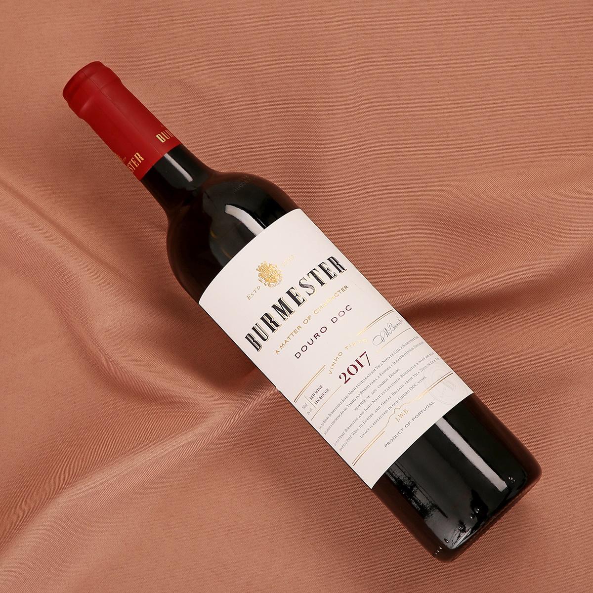 葡萄牙杜羅河伯美斯特DOC干紅葡萄酒紅酒