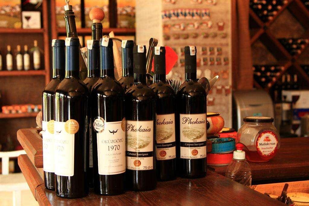 首批土耳其葡萄酒在六个月内卖光