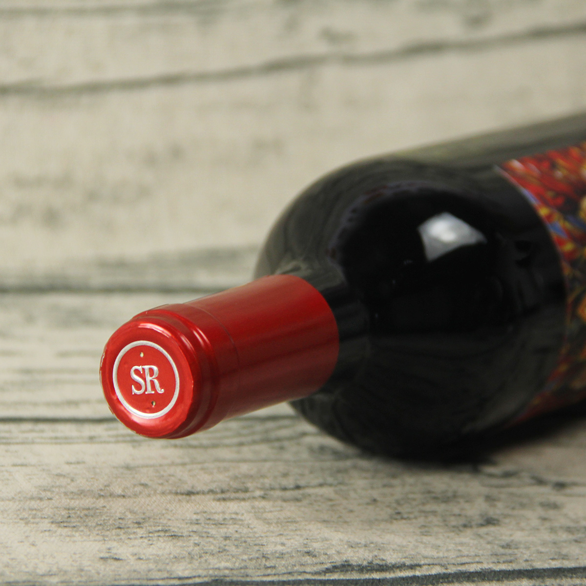 智利中央山谷地拉那赤霞珠红葡萄酒红酒