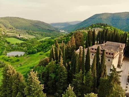 意大利Castello del Trebbio酒庄