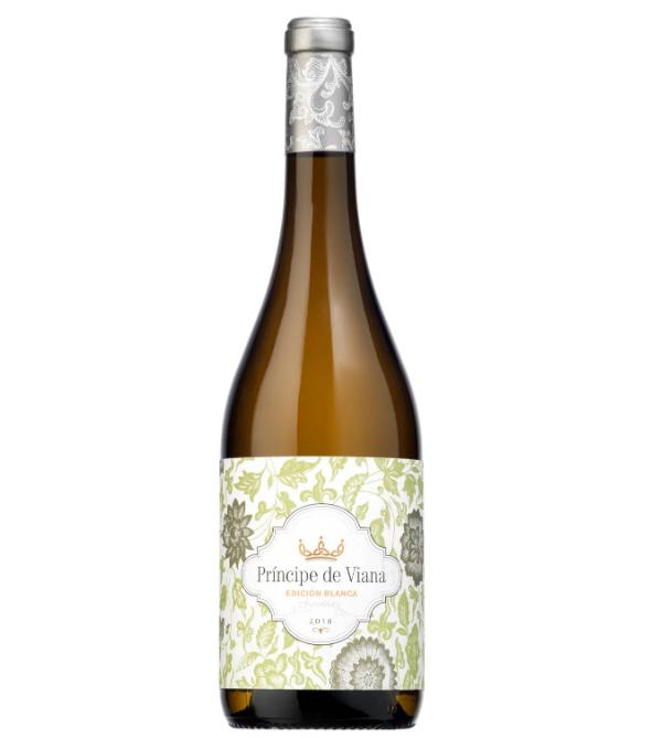 西班牙Príncipe de Viana酒庄2019年份白葡萄酒荣获国际葡萄酒挑战赛金奖