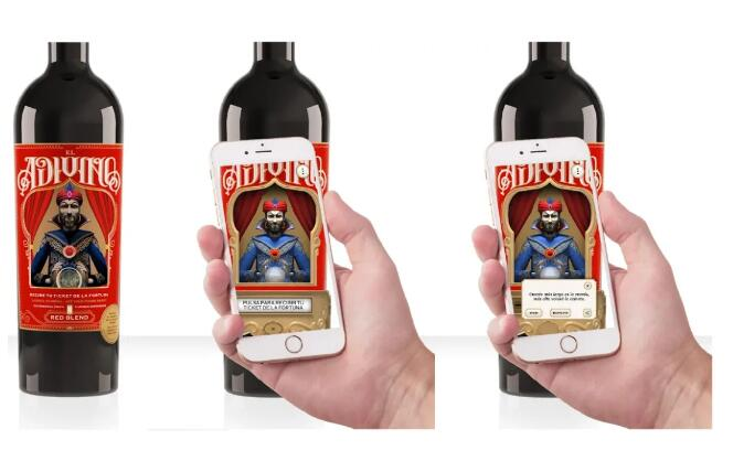 西班牙Félix Solís酒庄推出一款增强现实功能葡萄酒