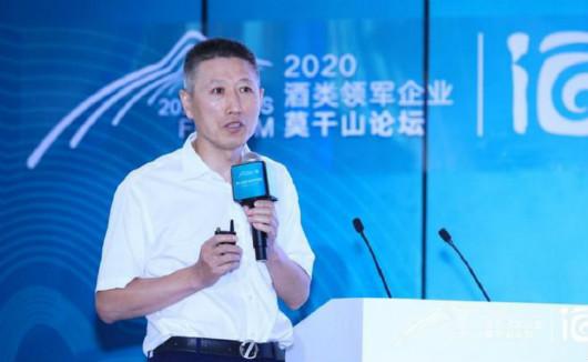 张裕公司董事长周洪江认为双循环有利于中国葡萄酒发展