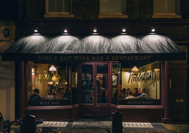 伦敦葡萄酒吧Noble Rot在苏活区开设第二间酒吧