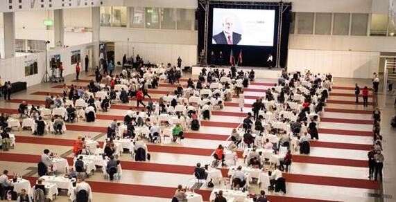 第27届比利时布鲁塞尔国际葡萄酒大奖赛落下帷幕
