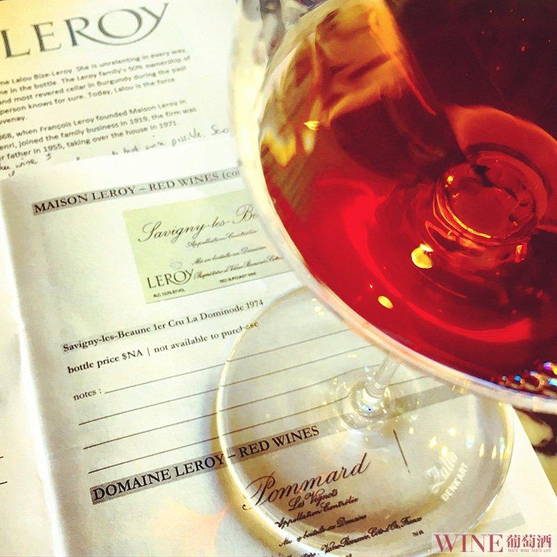 神话,Leroy(下):Domaine Leroy的创世纪及酒标解密