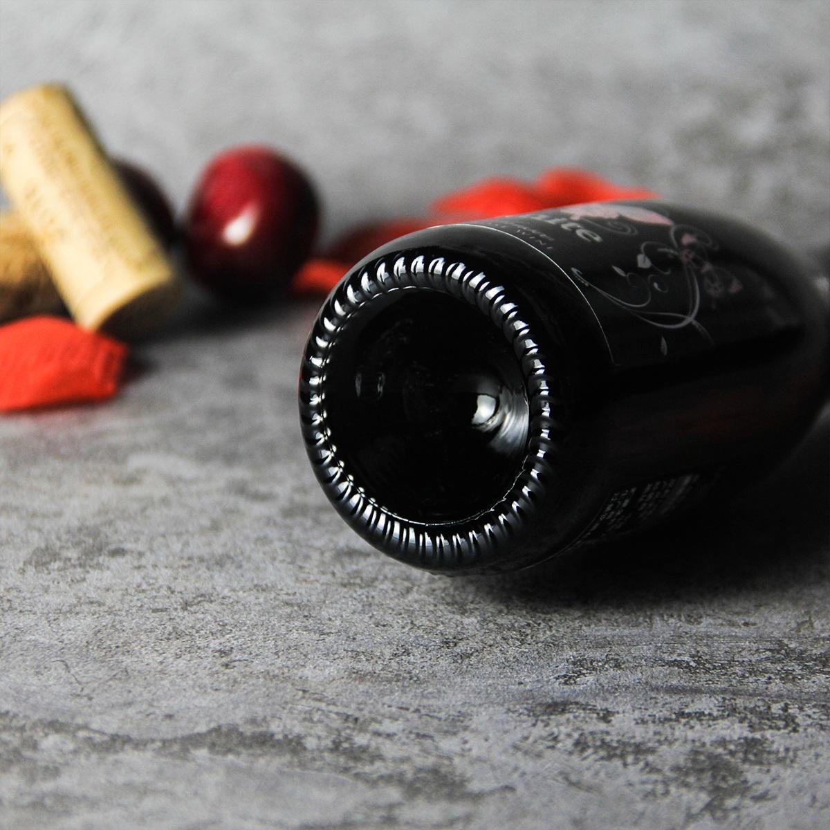 意大利艾米利亚优尼特蓝布鲁斯科低泡桃红葡萄酒