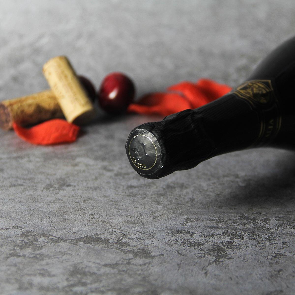 意大利皮埃蒙特万多酒庄凯撒荔枝味汽泡鸡尾酒(配制酒)
