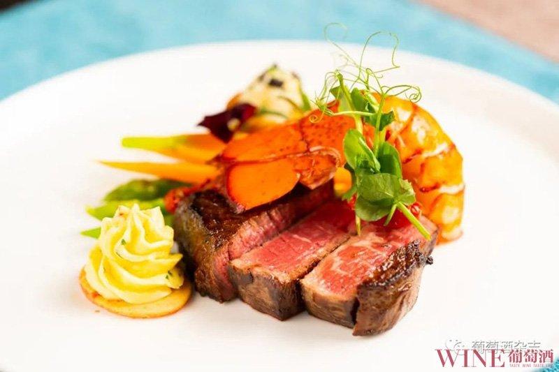打卡广州网红酒店卓美亚,这里的西餐也太好吃了吧!