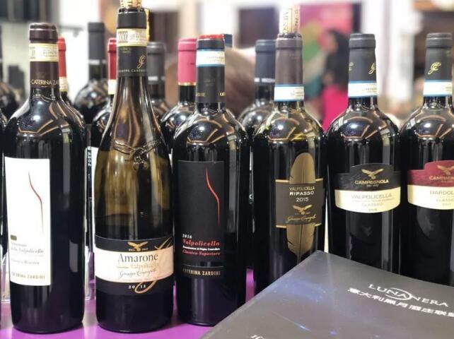 意大利经典酒庄代表--黑月酒庄联盟大师班成功举办