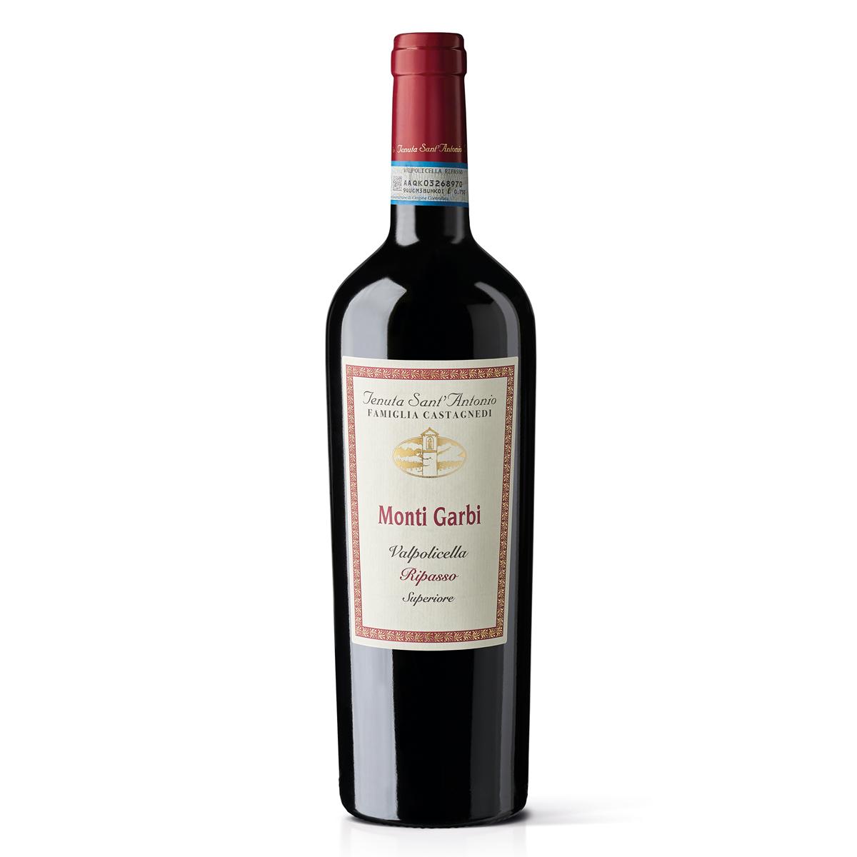 意大利瓦波利塞拉蒙蒂·加尔比红葡萄酒红酒
