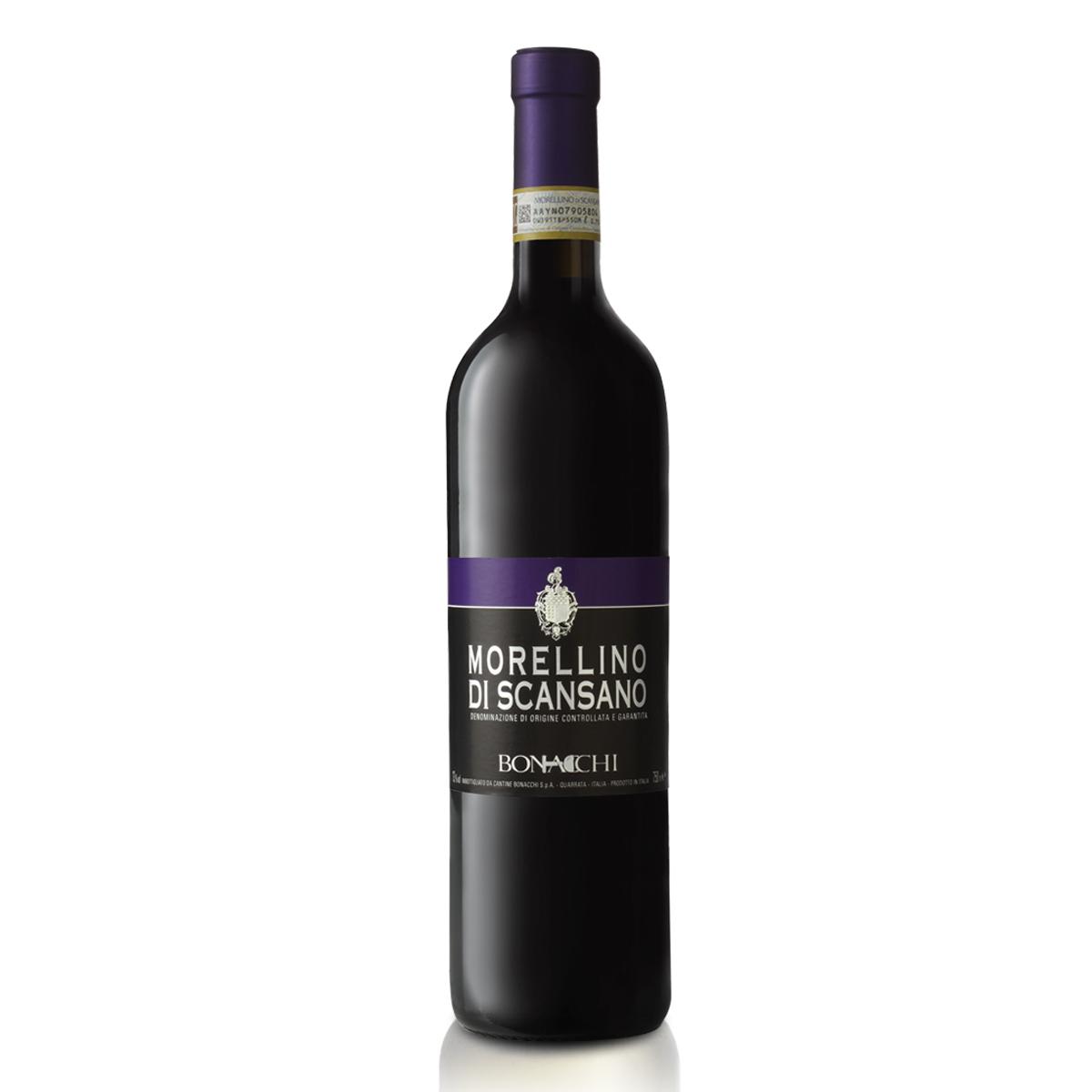 意大利蒙雷利诺·斯坎萨诺桑娇维塞干红葡萄酒红酒