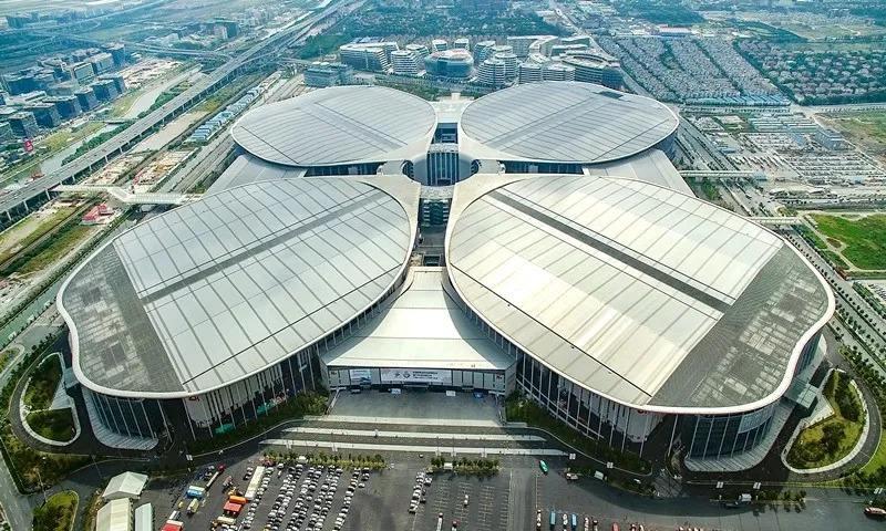 第三届中国国际进口博览会将在上海举办