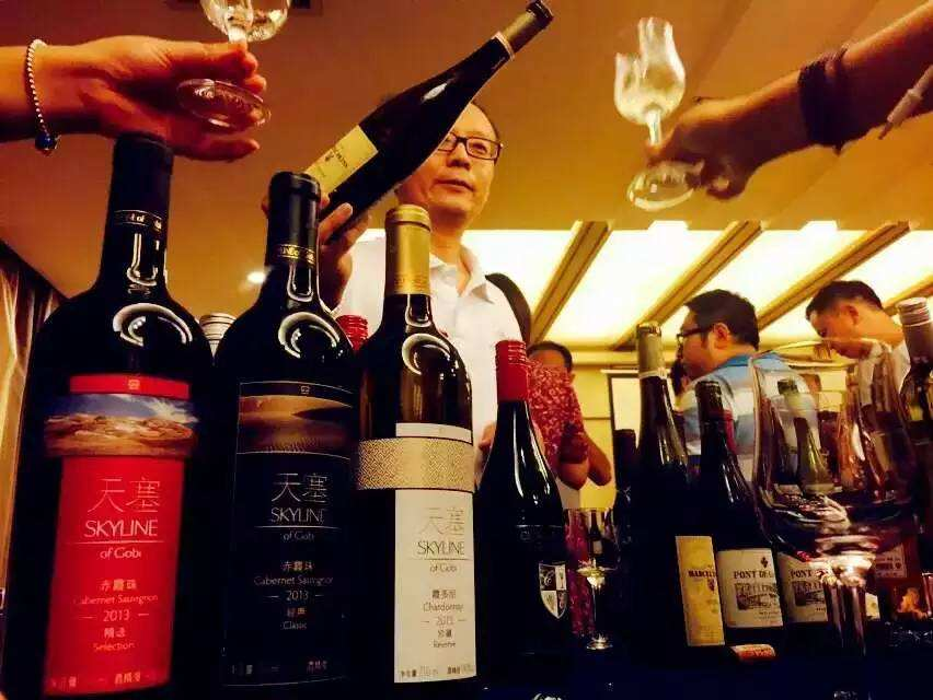 进口酒类专场商贸对接会在中国石狮国际食品城举行