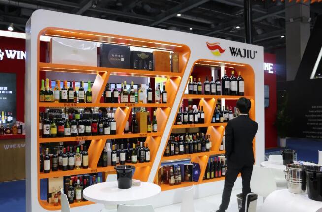 """""""三登""""进博会,变革时代挖酒网""""内需作为""""展现葡萄酒行业哪些变化?  微酿观察"""
