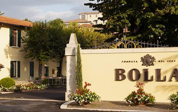 意大利宝娜酒庄BOLLA—阿玛罗尼葡萄酒的缔造者