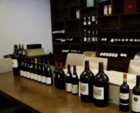 第三届侨博会葡萄酒拍卖会预告