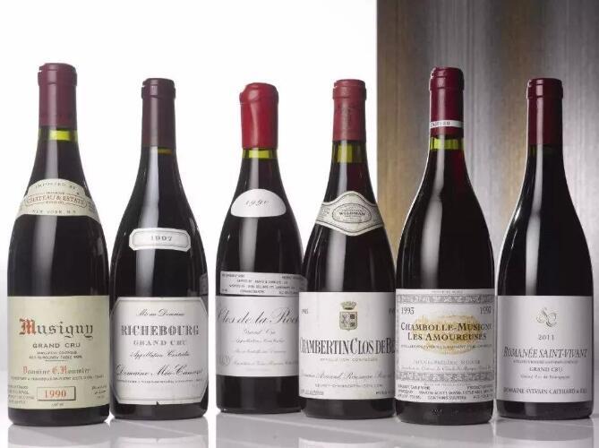 社交场合喝酒,起码要知道这几个葡萄酒产区