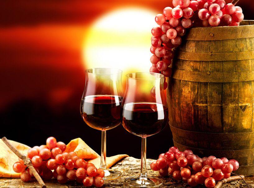 红酒加柠檬能防止衰老吗