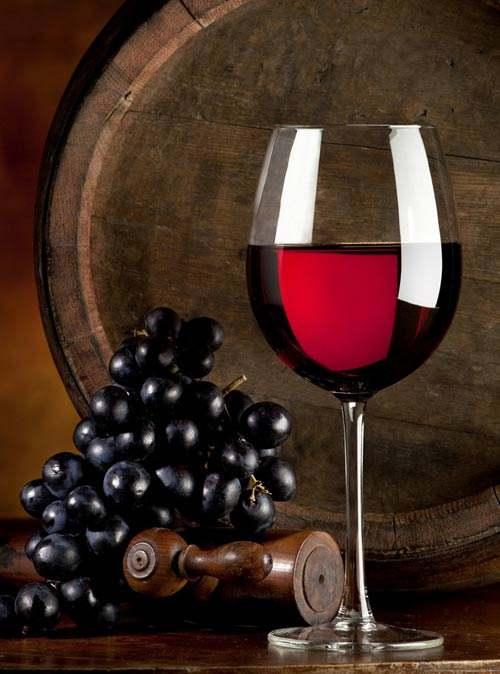 品红酒是一件美感十足的事情