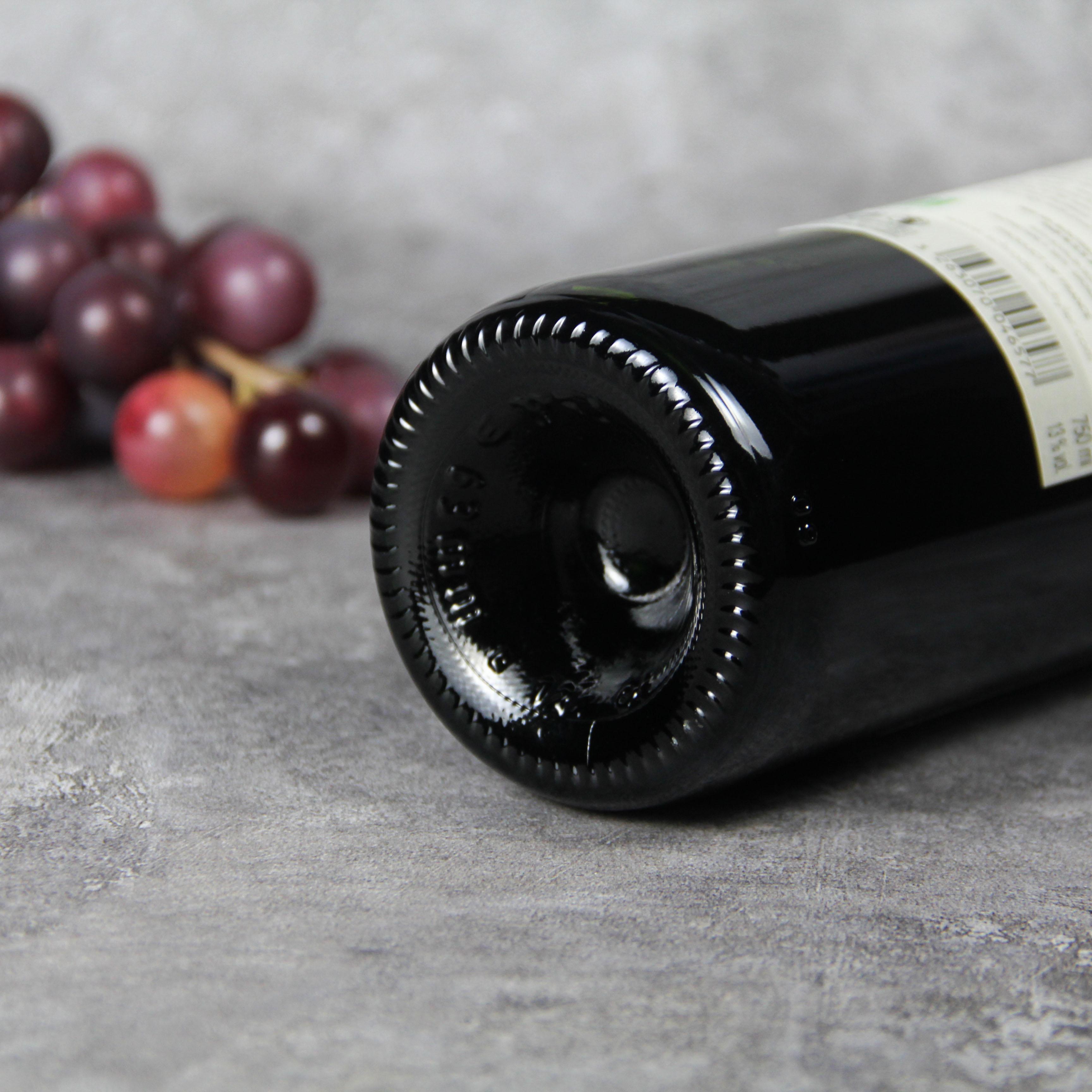法国波尔多丘 吉贝酒庄红葡萄酒