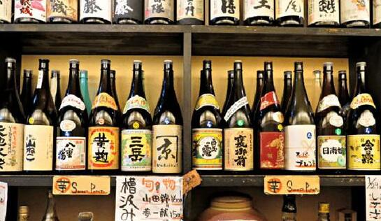 美国放宽对日本酒类进口限制