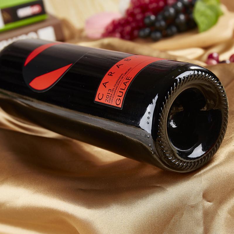 古莱陈酿干红葡萄酒D.O