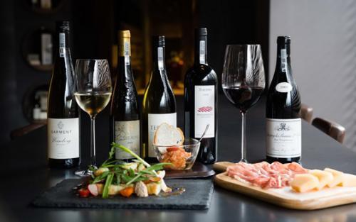 法国葡萄酒应该搭配什么食物饮用好