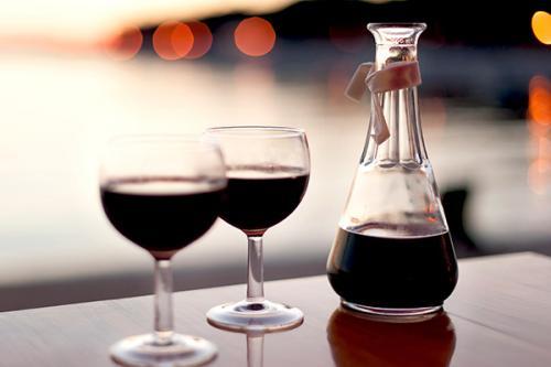 空中也可以享受葡萄酒