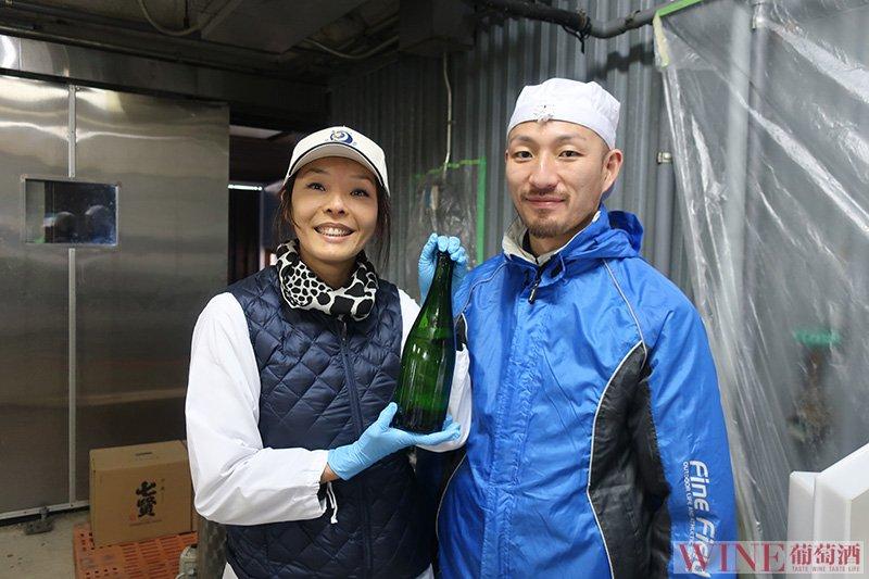日本清酒:新旧世代的交替