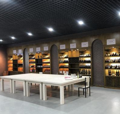 新疆和硕县葡萄酒文化展示中心建成运营