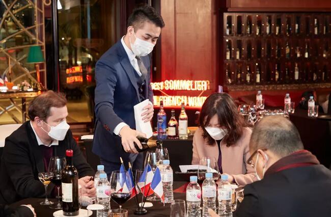 第6届亚洲最佳法国酒侍酒师大赛总决赛顺利举办