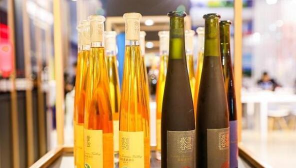 辽宁黄金冰谷冰酒酒庄在2021MUNDUS VINI世界葡萄酒大赛中夺得两枚金牌