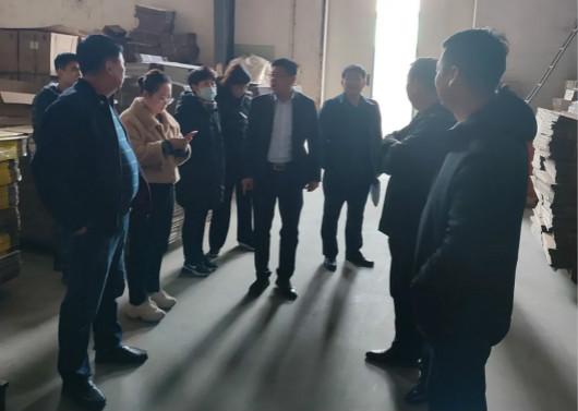 蓬莱市监局开展葡萄酒企业安全生产工作措施落实情况检查