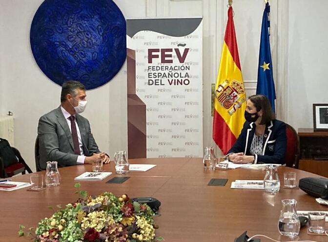 西班牙工业、贸易和旅游部部长强调葡萄酒行业的重要地位